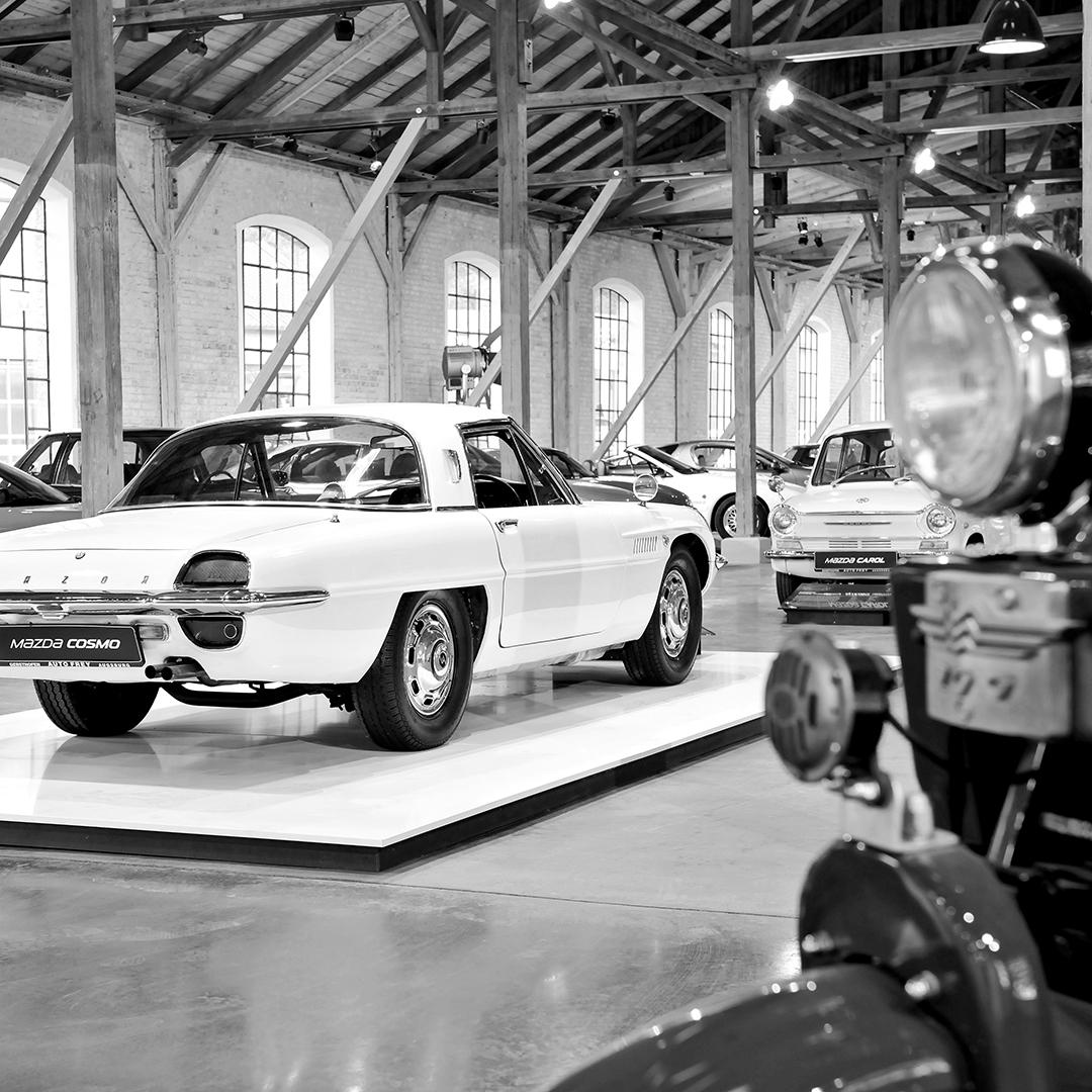 (DE) Mazda Museum